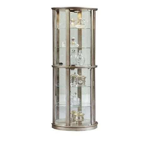 glass cabinet with lights ikea detolf glass cabinet light nazarm com