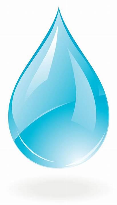 Water Droplets Drop Clipart Drops Clip Psd