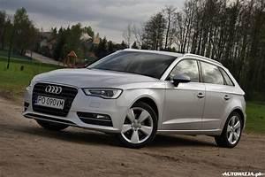 Audi A3 Tfsi : audi a3 sportback 1 4 tfsi ambition auto test motoryzacja ~ Gottalentnigeria.com Avis de Voitures