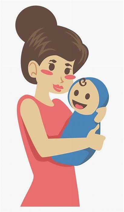 Mom Mother Clip Vector Animation Cartoon Clipart