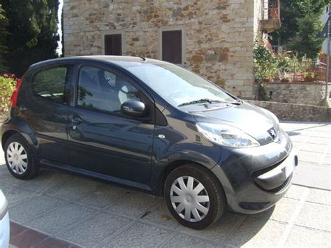 peugeot little car our little peugeot 107 photo