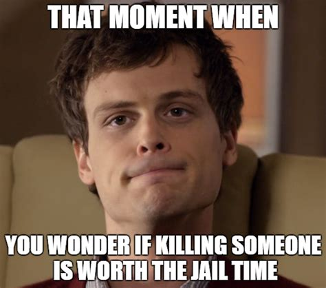 Criminal Meme - spencer reid criminal minds meme by xxserena crossexx on deviantart