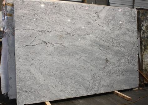 glacier white granite home countertop