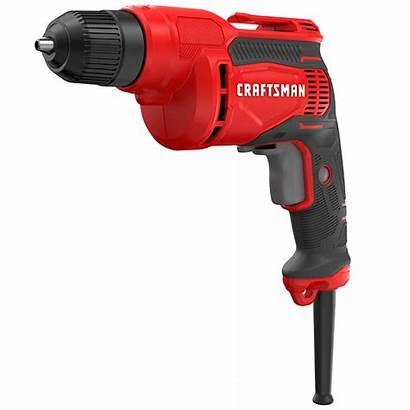 Drill Corded Craftsman Driver Rpm Keyless Rona