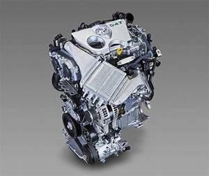 News  Toyota Introduces Turbocharged Gasoline Engine With