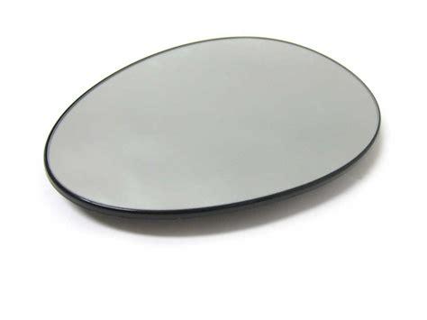 Mini Cooper Left Mirror Glass Oem Gen2 R55-r59
