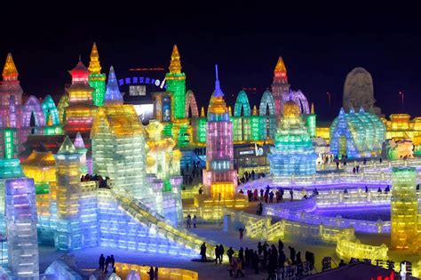 Harbin And Snow Festival Picture by Harbin International And Snow Festival Open On Jan 5