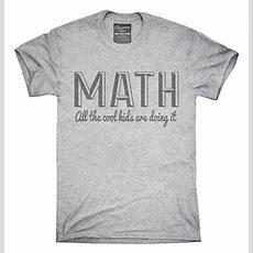 Math Cool Kids Tshirt Hoodie Tank Top Gifts