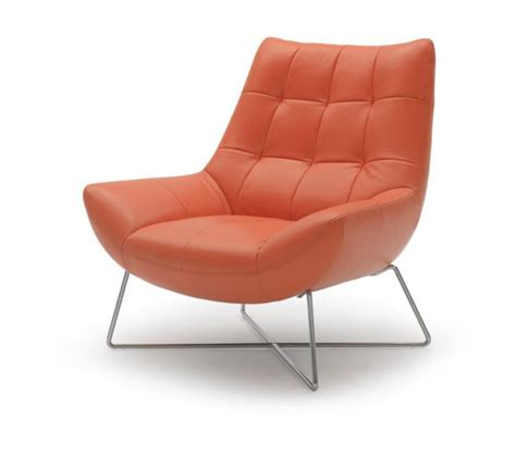 leather lounge chair with ottoman orange dining room chairs leather lounge chair and