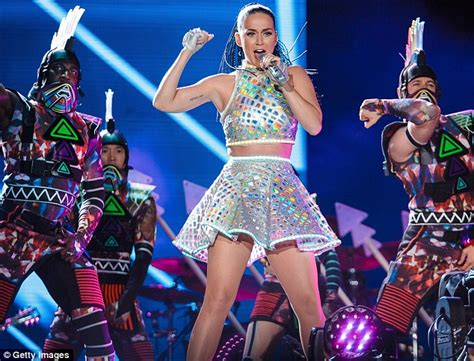 Katy Perry Is Kissed And Groped By A Fan On Stage During