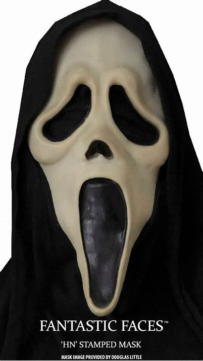 Ghostface Mask Fantastic Masks Faces Ghost Halloween