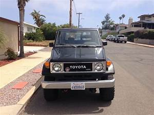 1986 Toyota Land Cruiser Diesel Bj 70 For Sale