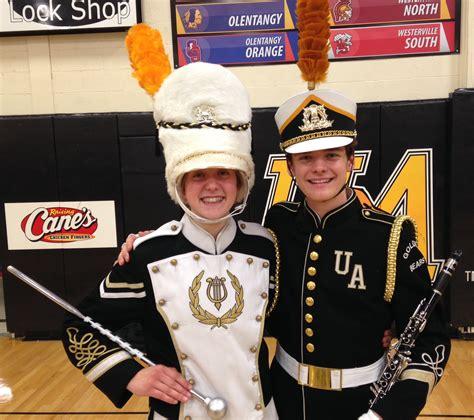 uniforms concert attire upper arlington high school band program