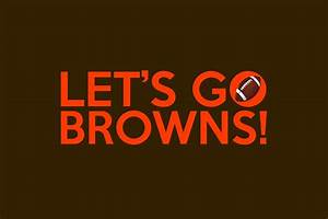 Let's Go Browns Painting by Florian Rodarte
