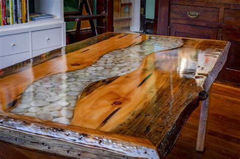Welcome to the river rocks coffee web site. River Rock Coffee Table - IB Woodworks