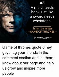 25+ Best Memes About Game of Thrones Quotes | Game of ...