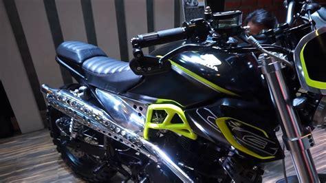 Cb150 Modif by Modifikasi Motor Honda Cb150 Verza Terlengkap