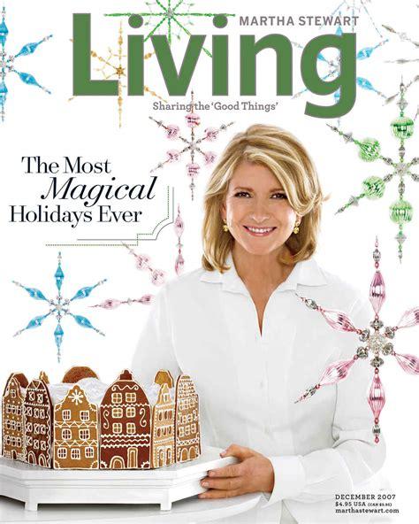 20 Years Of Christmas With Martha Stewart Living  Martha