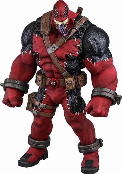 Venompool Toys Action Marvel Deadpool Contest Champions