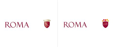 Brand New (april Fools') New Logo And Identity For Roma