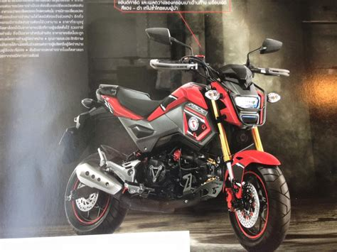 Pcx 2018 Release Date by 2018 Honda Grom Release Date Honda Overview