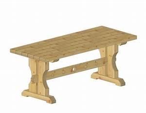 Gartentisch Holz Massiv : gartentisch holz massiv b nke ~ Indierocktalk.com Haus und Dekorationen
