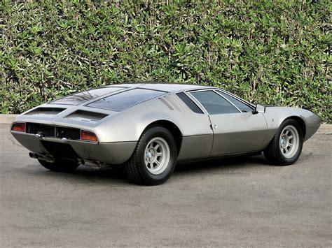 1967→1971 De Tomaso Mangusta   De Tomaso   SuperCars.net