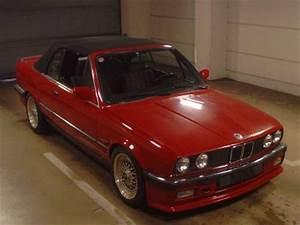1987  5 Bmw 325i B25 E30 For Sale  Japanese Used Cars