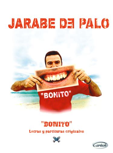 Agua Jarabe De Palo Acordes Carisch Online Jarabe De Palo Bonito Jarabe De Palo
