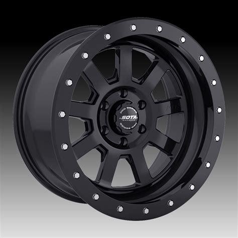 Sota Offroad Pro Series Ssd Stealth Black Custom Truck