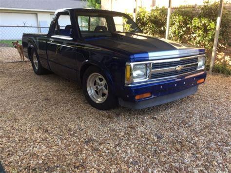 1982 Chevrolet S10 Pro Street Hot Rod Pickup For Sale