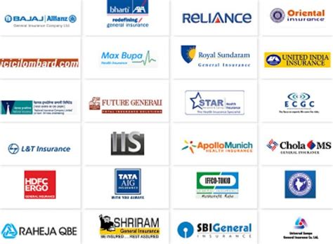 You can find logos for health insurance companies, car insurance or property insurance. All Insurance in Worldn Of Life: List of Insurance Companies in America, logos and names