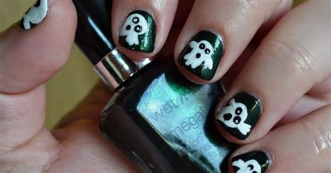 Glitter Obsession Ghosts