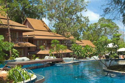 chambre avec spa privé merlin resort thaïlande