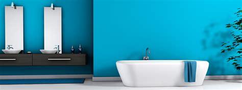peinture chambre 2 couleurs quelle peinture choisir pour les murs de votre salle de bain