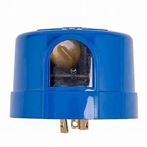Intermatic Elc4536 120v Hid Photocell Locking Wiring Diagram