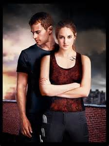Four and Tris From Divergent