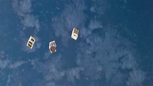 As DoD Seeks Smallsats, FCC Eases Licensing…