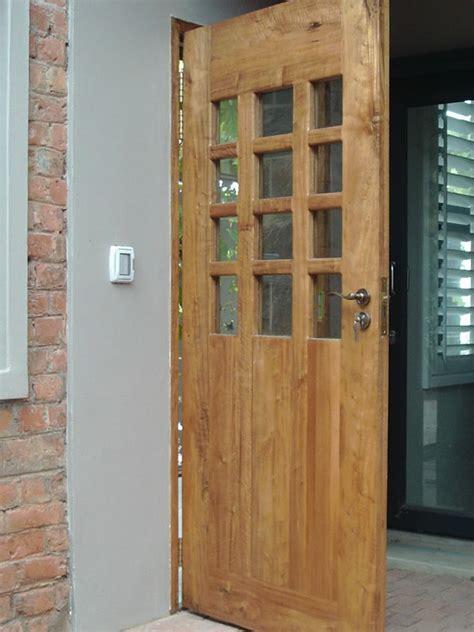bespoke custom  doors wooden door maker south africa