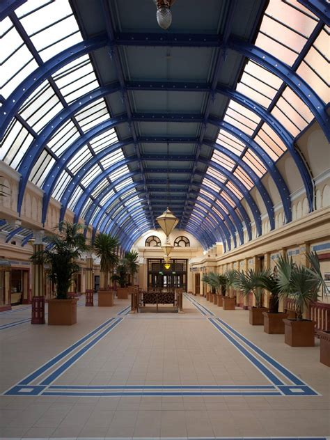 blackpool winter gardens  campbell rowley