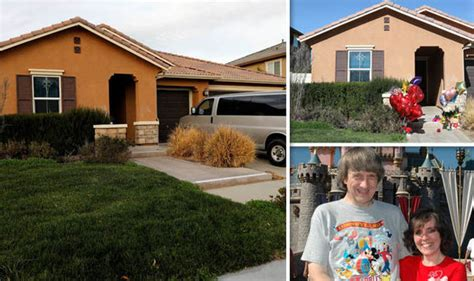 turpin family california parents planned to move house before arrest world news