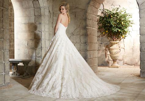 Mori Lee 2787 Wedding Dress