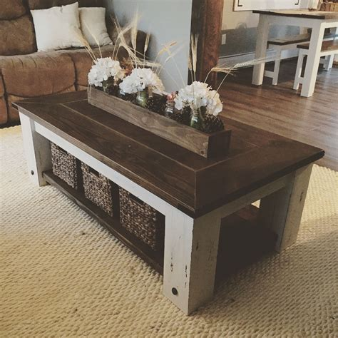 I love the style, i love that it holds up to life with a house full of boys, i love that it's where we all gather daily. Follow easy step-by-step plans to build your own farmhouse coffee table for under $80! The plans ...