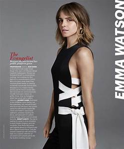 EMMA WATSON in Marie Claire Magazine, August 2017 ...