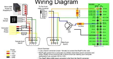 6 Pin To 4 Pin Wiring Diagram by Raspberry Pi Fan Controller Wiring Diagram To Fan 4 Pin