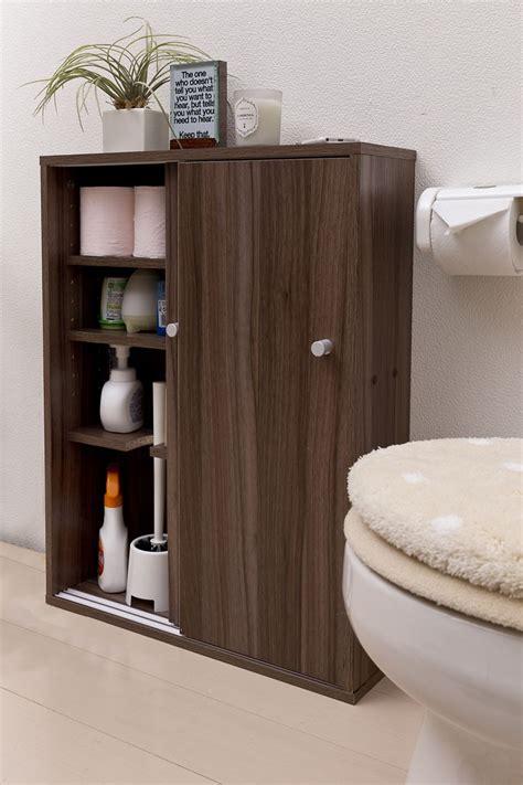 トイレ 収納 棚
