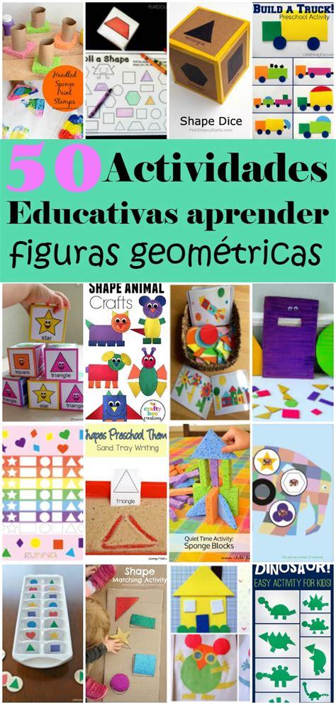 Best 25+ Figuras Geometricas Para Niños Ideas On Pinterest