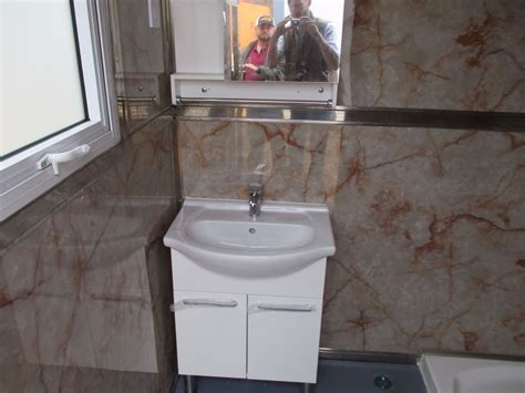 Portable Bathroom Sink by Portable Restroom 6 X 7 Stainless Steel Bathroom