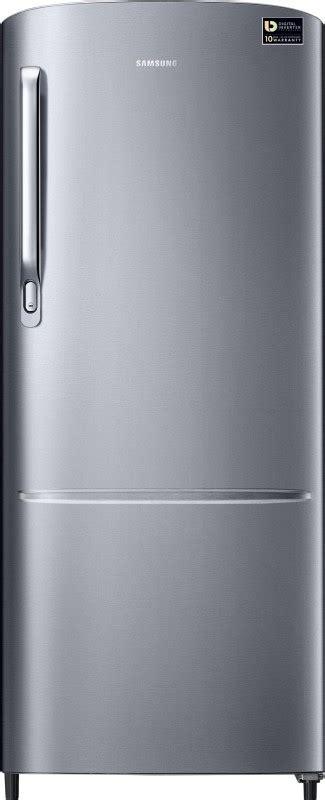 samsung   direct cool single door  star refrigerator