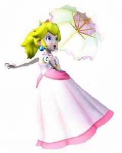 Super Mario Sunshine Princess Peach